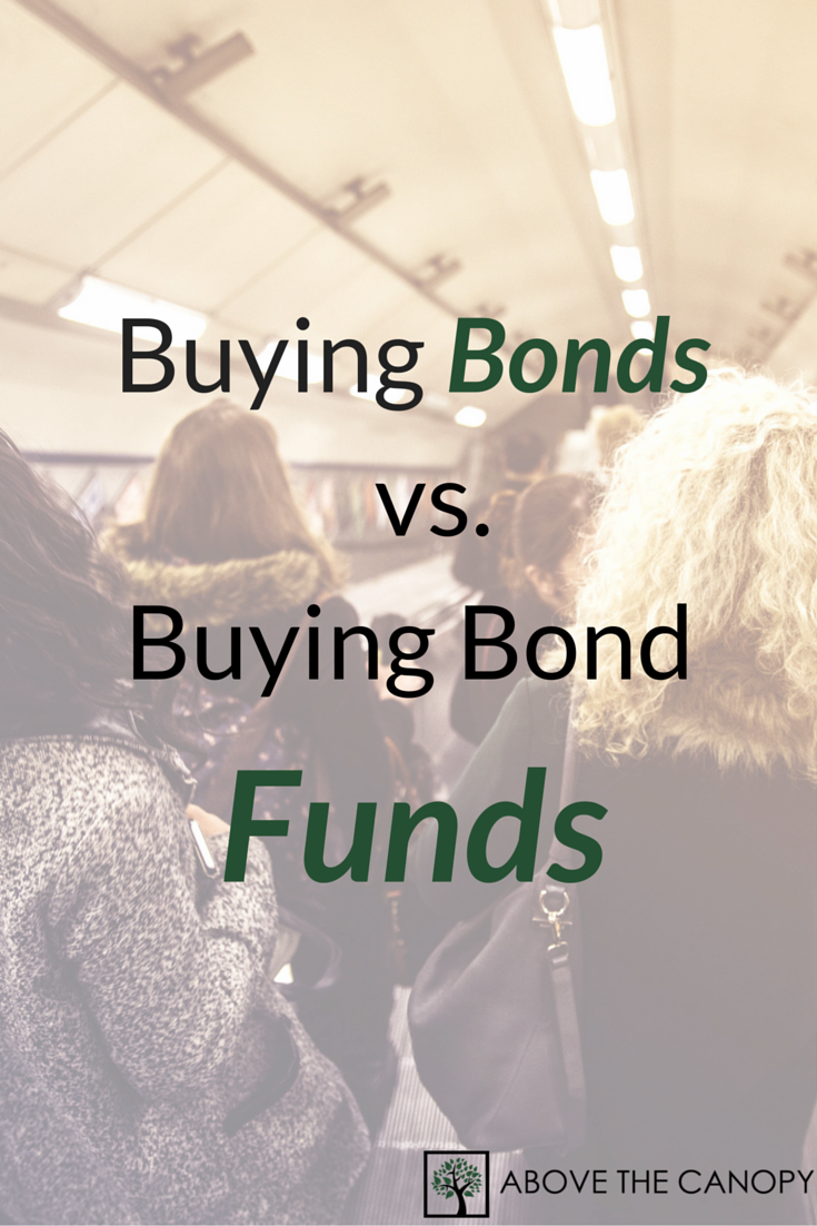 Buying Bonds vs Buying Bond Funds
