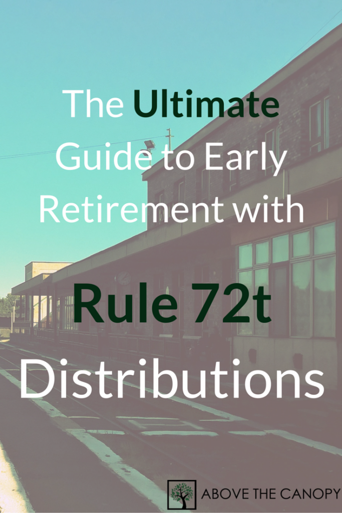 The Ultimate Guide to Early Retirement with Rule 72t Distributions