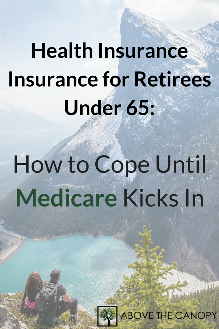 Health Insurance for Retirees Under 65: How to Cope Until Medicare Kicks In