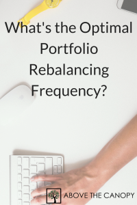 What's the Optimal Portfolio Rebalancing Frequency-