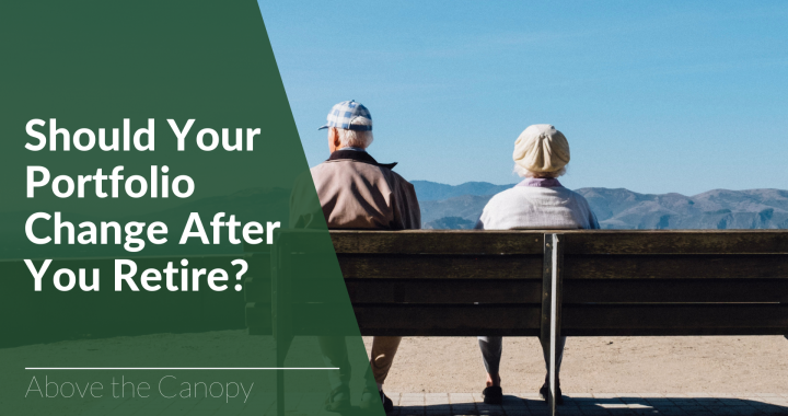 Should Your Portfolio Change After You Retire?